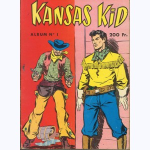 Kansas Kid (Album) : n° 1, Recueil 1 (79, 80, 81, 82, 83)