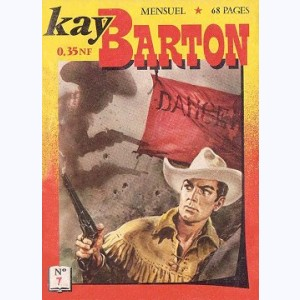 Kay Barton : n° 7, La part du lion !