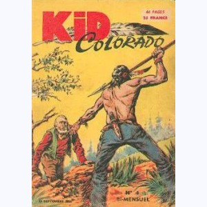 Kid Colorado : n° 4, Le triomphe de Kid Colorado