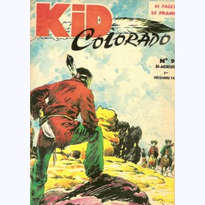 Kid Colorado : n° 9, Stève le Rouge