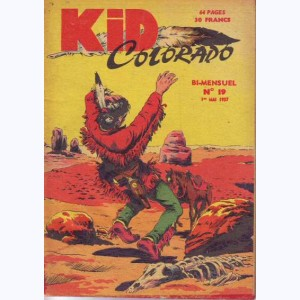Kid Colorado : n° 19, Le duel : suite et fin