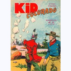 Kid Colorado : n° 22, Scalp-royal