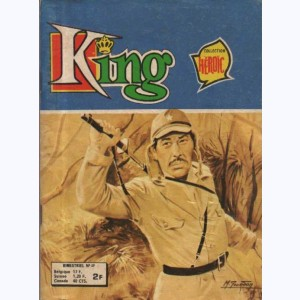 King (2ème Série) : n° 49, Dans la jungle de Birmanie