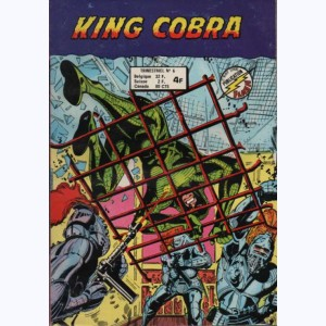King Cobra : n° 6, Les armures vivantes