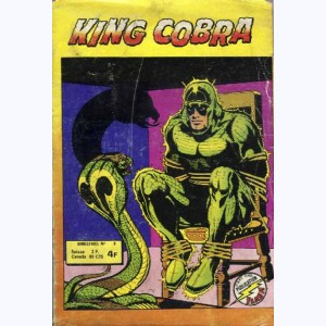 King Cobra : n° 8, Face au Cobra