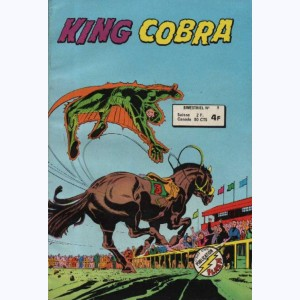 King Cobra : n° 9, Reporter hippique