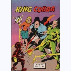 King Cobra : n° 10, contre la Mangouste