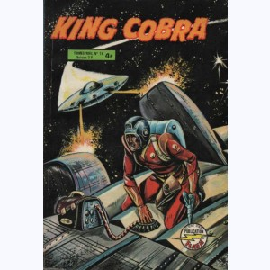 King Cobra : n° 15, Spring-Heeled Jack et le Dragon Tong