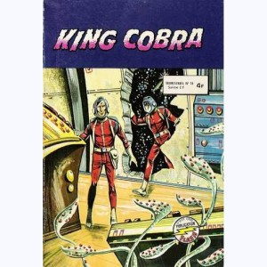 King Cobra : n° 16, Le sous-marin pirate