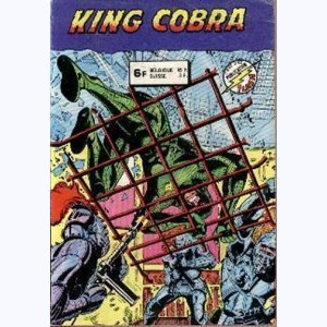King Cobra (Album) : n° 5697, Recueil 5697 (05, 06)