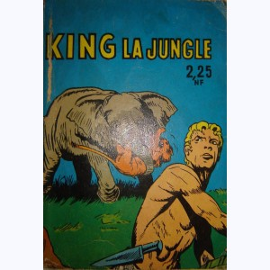 King la Jungle (Album) : n° 4, Recueil 4 (16, 17, 18, 19, 20)