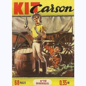 Kit Carson : n° 118, Embuscade à Little Neck !