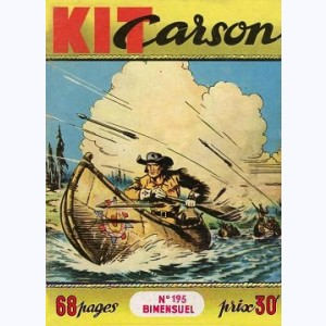 Kit Carson : n° 195, L'indésirable