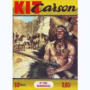 Kit Carson : n° 324, Le secret de Donatan Lark