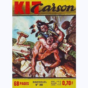 Kit Carson : n° 366, Justice posthume