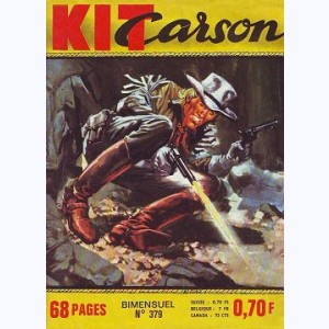 Kit Carson : n° 379, La fille du colonel Norton