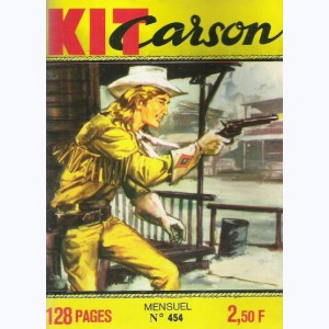 Kit Carson : n° 454, MA-TO-ZI