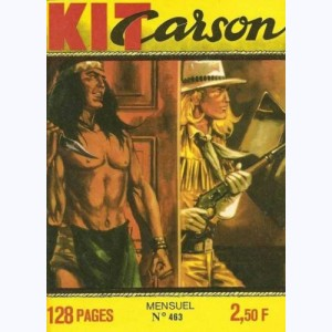 Kit Carson : n° 463, Fort-Lincoln