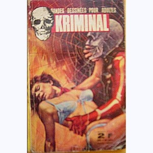 Kriminal : n° 7, L'implacable vengeance