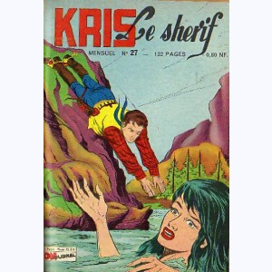 Kris : n° 27, La demoiselle de Golden City