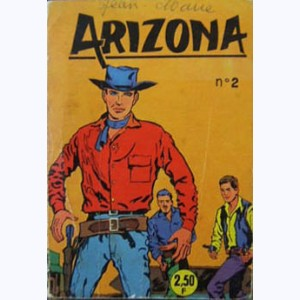 Arizona (Album) : n° 2, Recueil 2 (06, 07, 08, 09, Plume d'Or 13)