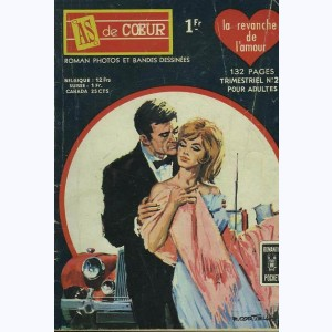 As de Coeur : n° 22, La revanche de l'amour