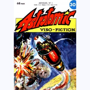 Astrotomic : n° 1, S.O.S. Capitaine VEGA 1