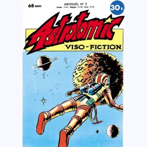Astrotomic : n° 2, S.O.S. Capitaine VEGA 2