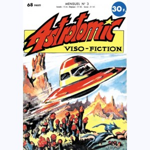 Astrotomic : n° 3, S.O.S. Capitaine VEGA 3