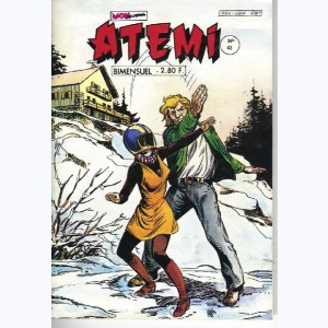 Atemi : n° 43, Tsé-Khan : On m'appelle Lucifer