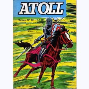 Atoll : n° 53, Archie : La machine à remonter le temps
