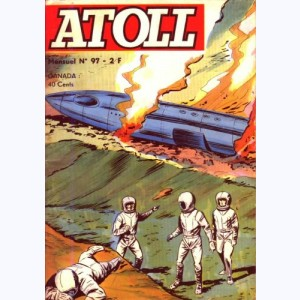 Atoll : n° 97, ATLAS : L'intrastellaire