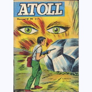 Atoll : n° 99, ATLAS : Opération suicide