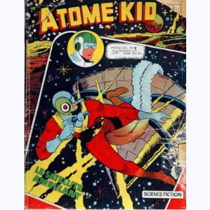 Atome Kid : n° 5, Le satellite ambulant