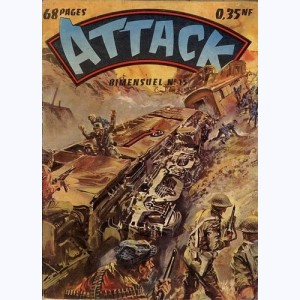 Attack : n° 15, Commando de la mort