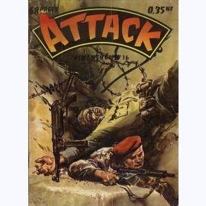 Attack : n° 16, L'appel du devoir