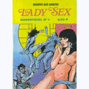 Lady Sex : n° 1, Curtis et miss ... amour