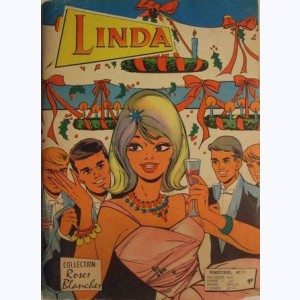 Linda : n° 17, De longs cheveux blonds