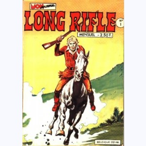 Long Rifle : n° 1, La révolte cheyenne