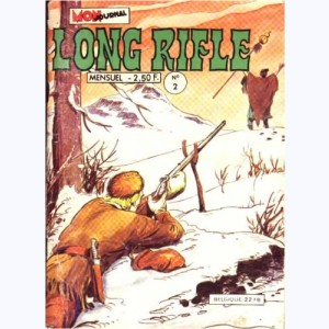 Long Rifle : n° 2, Longue carabine