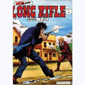 Long Rifle : n° 4, Tina