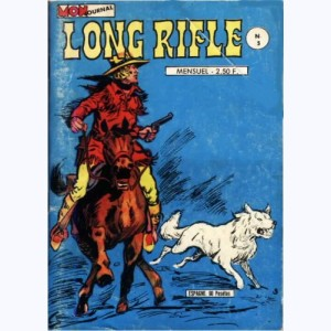Long Rifle : n° 5, Les évadés