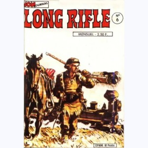 Long Rifle : n° 6, L'homme de la Pinkerton