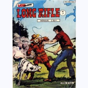 Long Rifle : n° 7, Meurtre à Washington