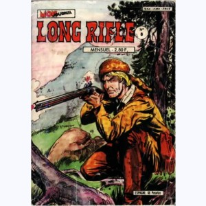 Long Rifle : n° 8, Le chanceux