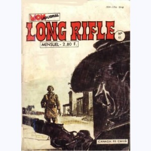Long Rifle : n° 11, L'étoile maudite