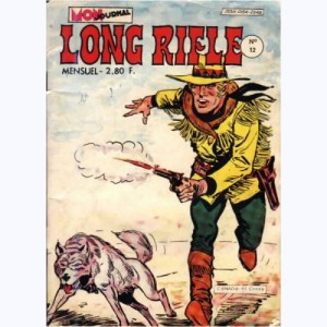 Long Rifle : n° 12, L'assassin est parmi nous