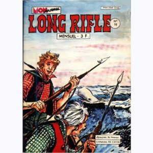 Long Rifle : n° 18, Le monstre frappe