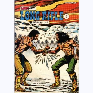 Long Rifle : n° 22, L'enfer des glaces