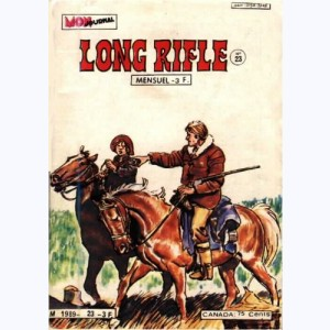 Long Rifle : n° 23, La ballade de Pat O'Shane